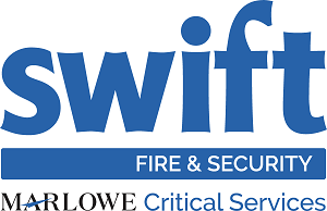 Swift Fire & Security logo