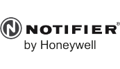 Notifier by Honeywell logo