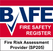BAFE SP205 logo