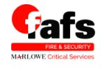 FAFS Fire & Security logo