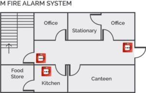 M Fire Alarm System