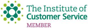 Institute of Customer Service logo