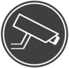 CCTV Monitoring Icon