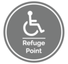 Disabled WC Alarms Icon