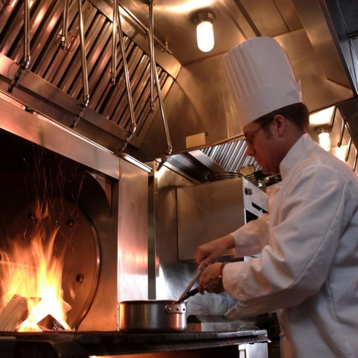 ansul restaurant fire suppression